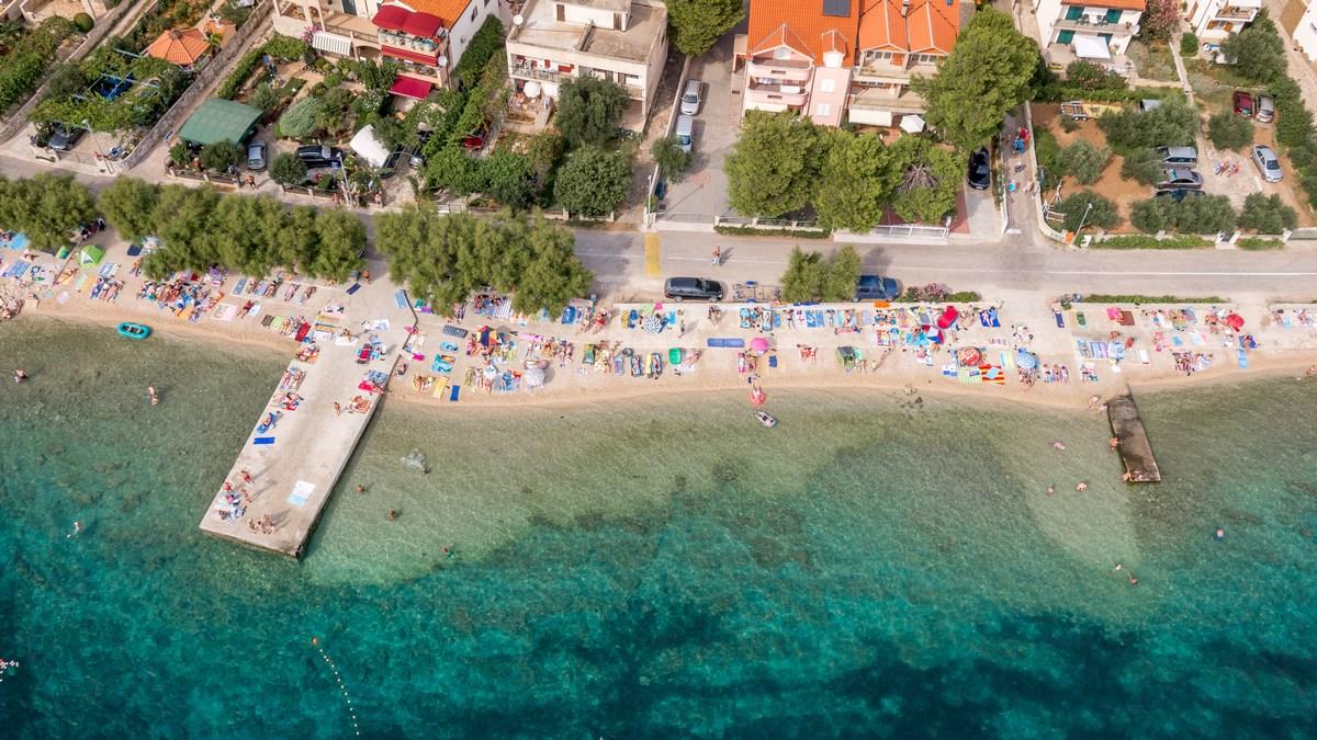 Plaža Lovetovo, foto foto Sky Meda Production