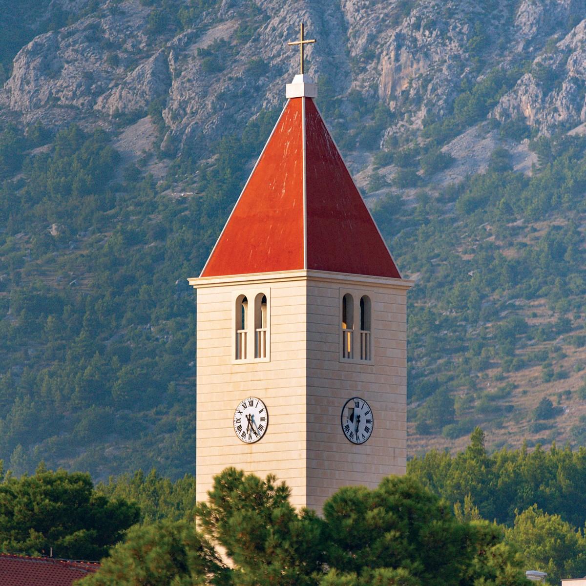 Promajna, zvonik