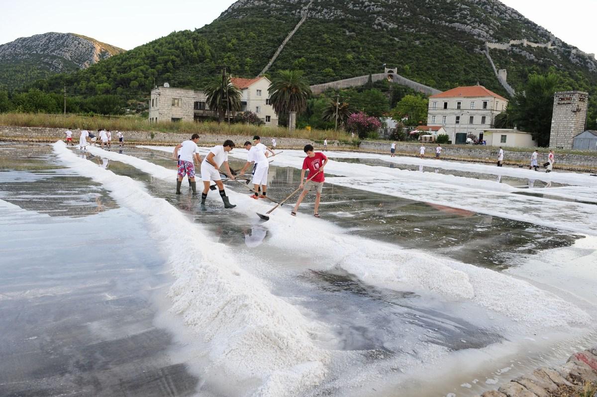 Stonske soline, najstarejše soline na svetu?!