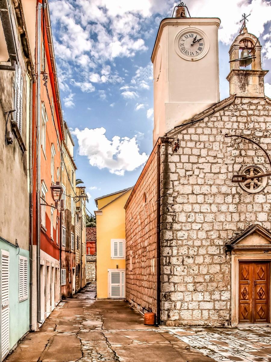 Ulica u starom dijelu Trpnja