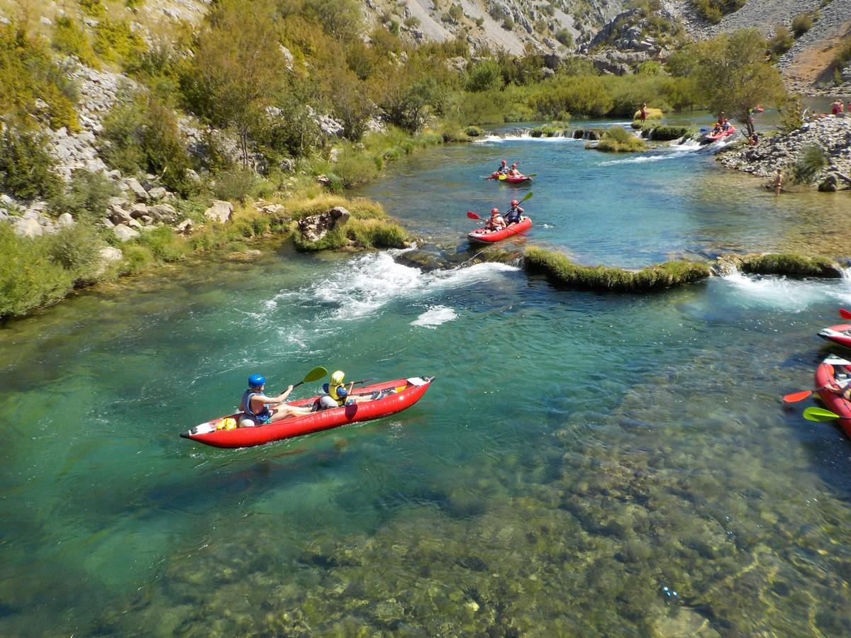 Zrmanja River Tours 10
