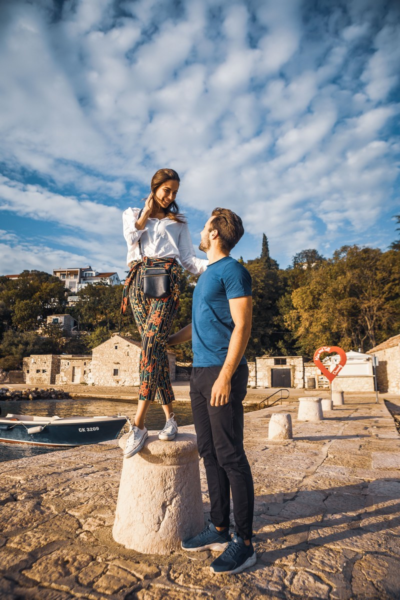 In love in Crikvenica