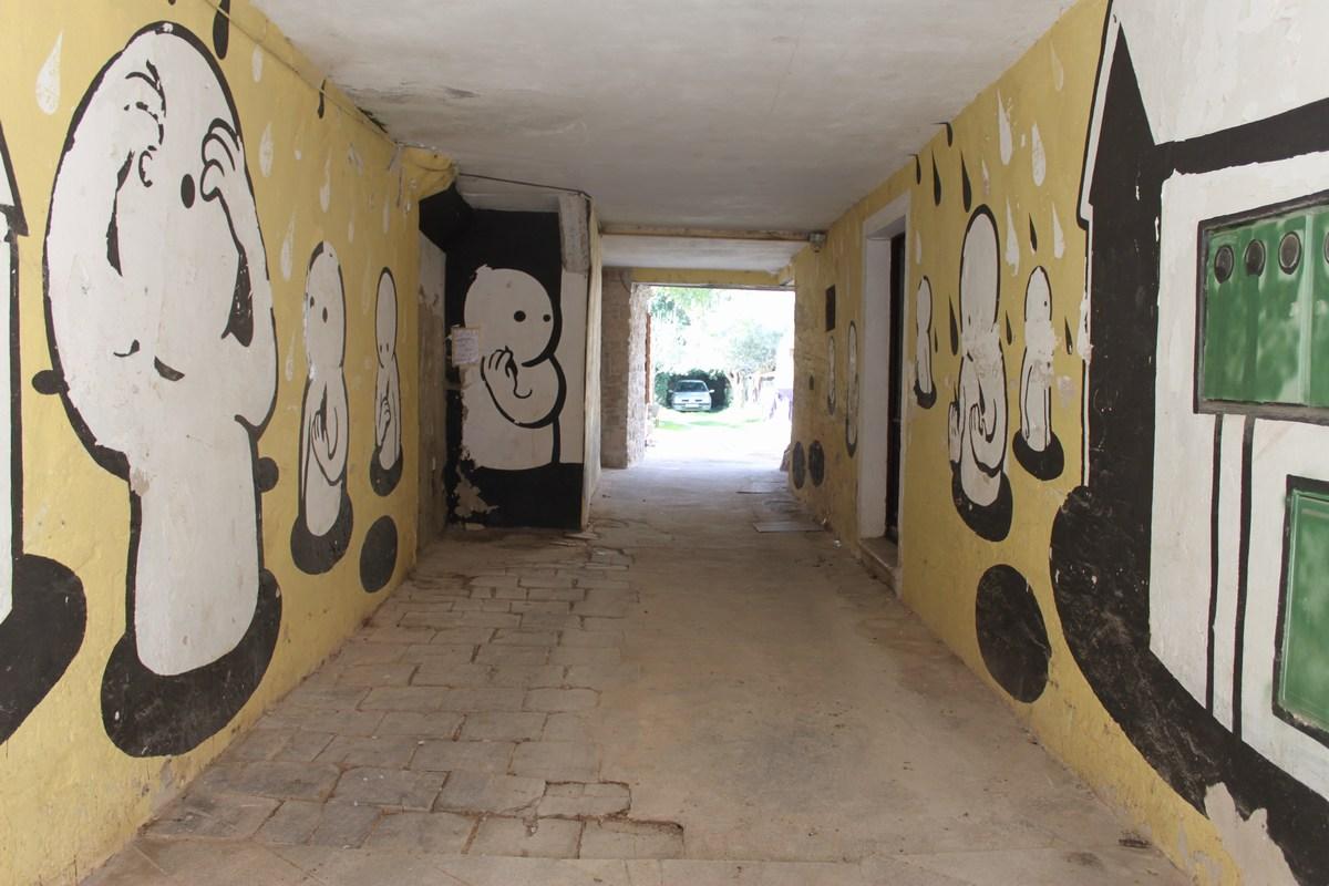 2011_Yellow MP5 & TOiLET