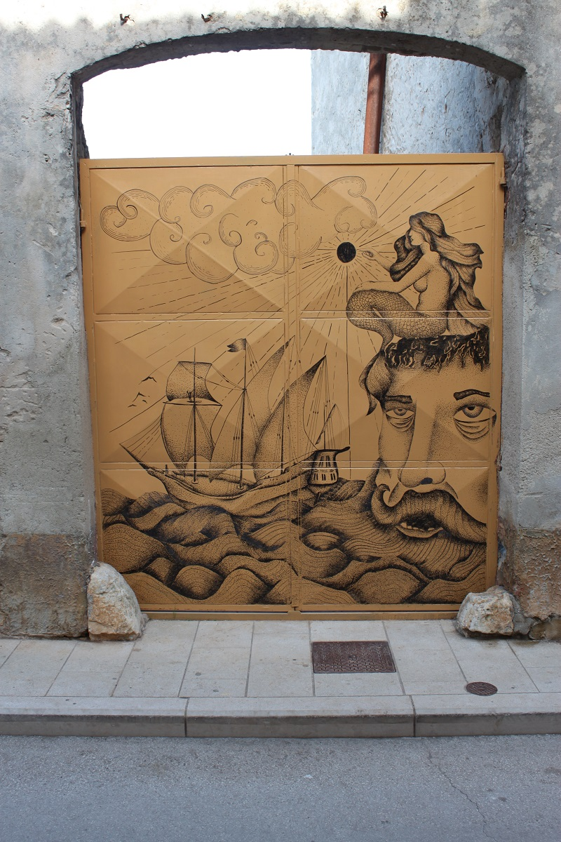 2015_Istrian whiskered hi-sea tale by Polite BastART
