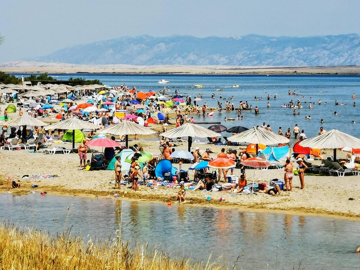 Kraljičina plaža, www.pag.si, 17