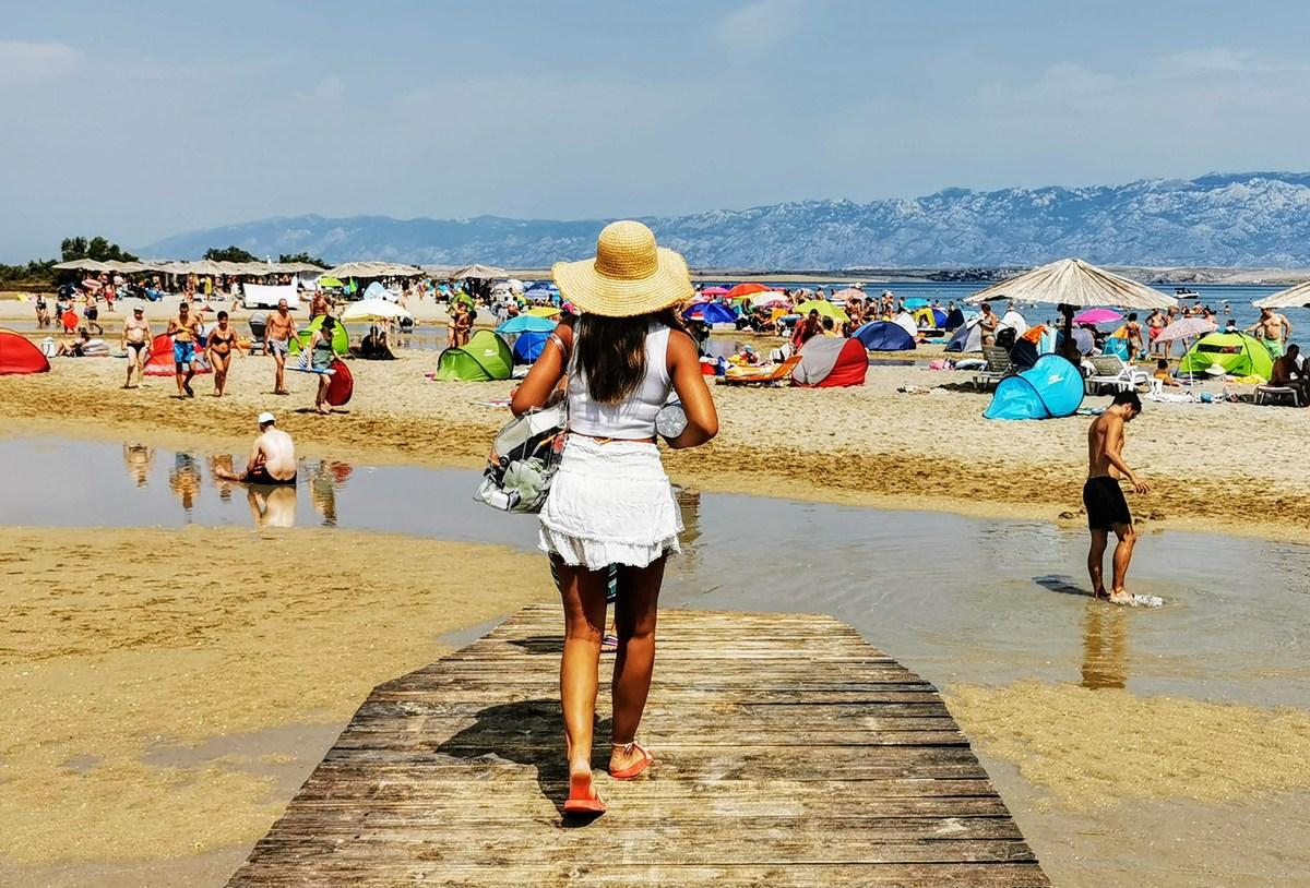 Kraljičina plaža, www.pag.si, 19