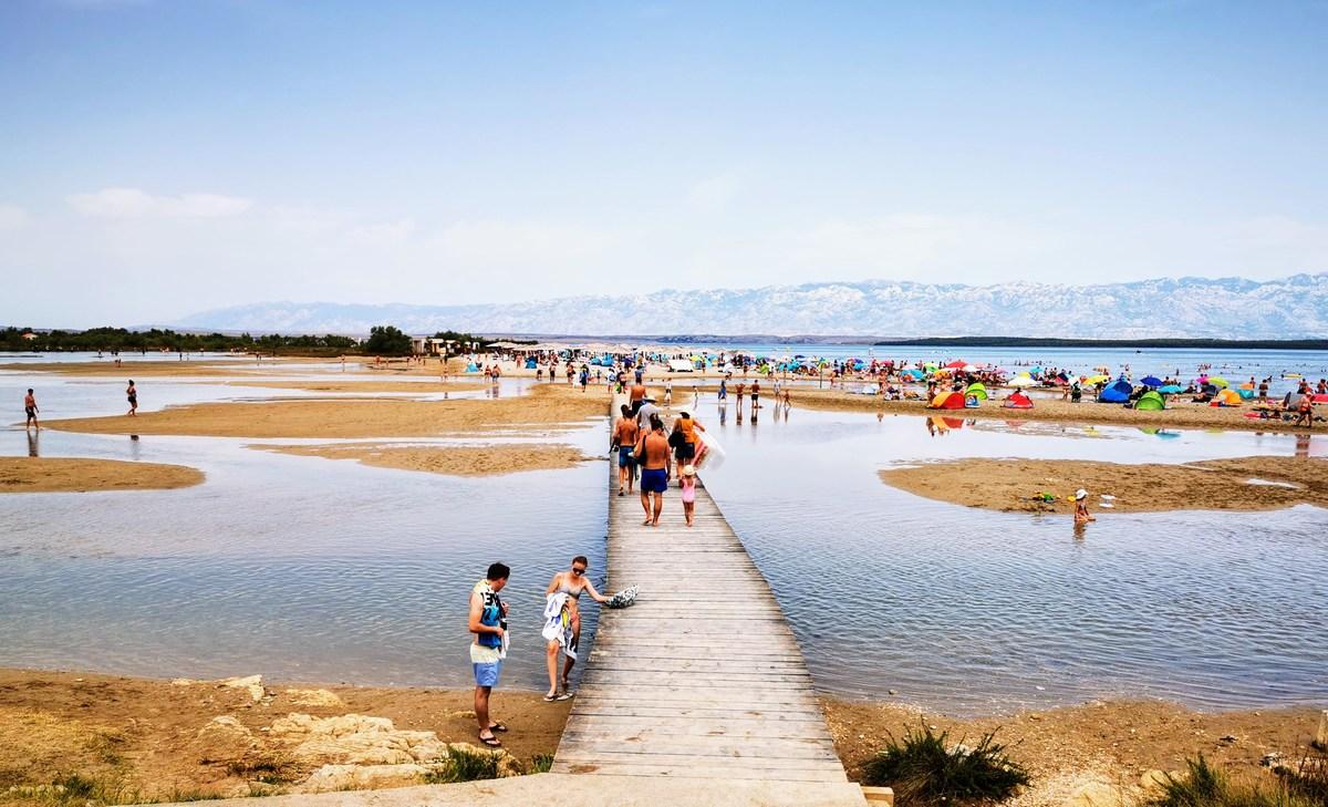 Kraljičina plaža, www.pag.si, 24