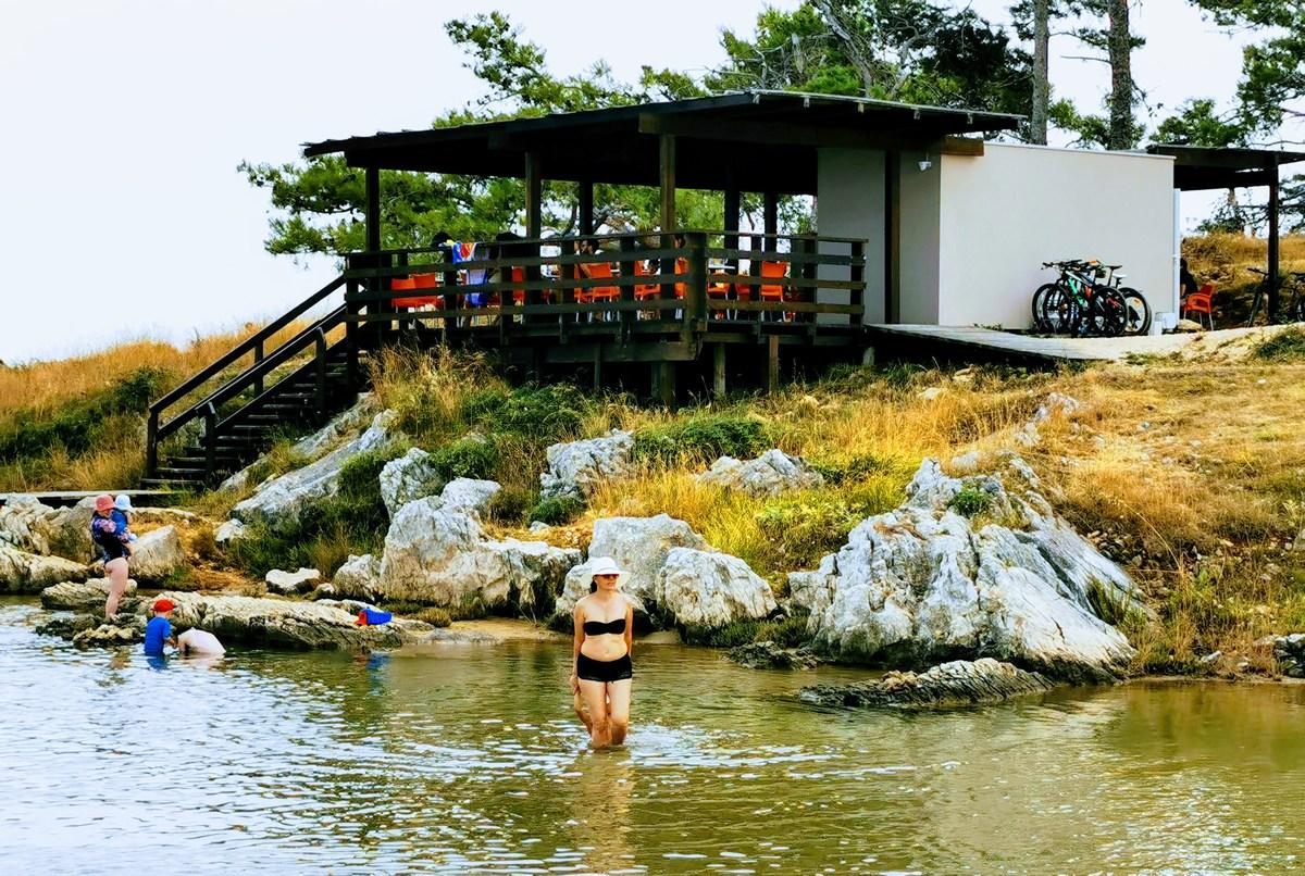 Kraljičina plaža, www.pag.si, 25