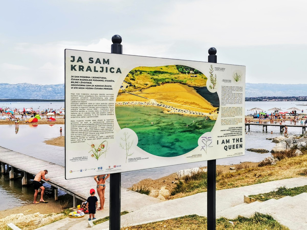 Kraljičina plaža, www.pag.si, 5