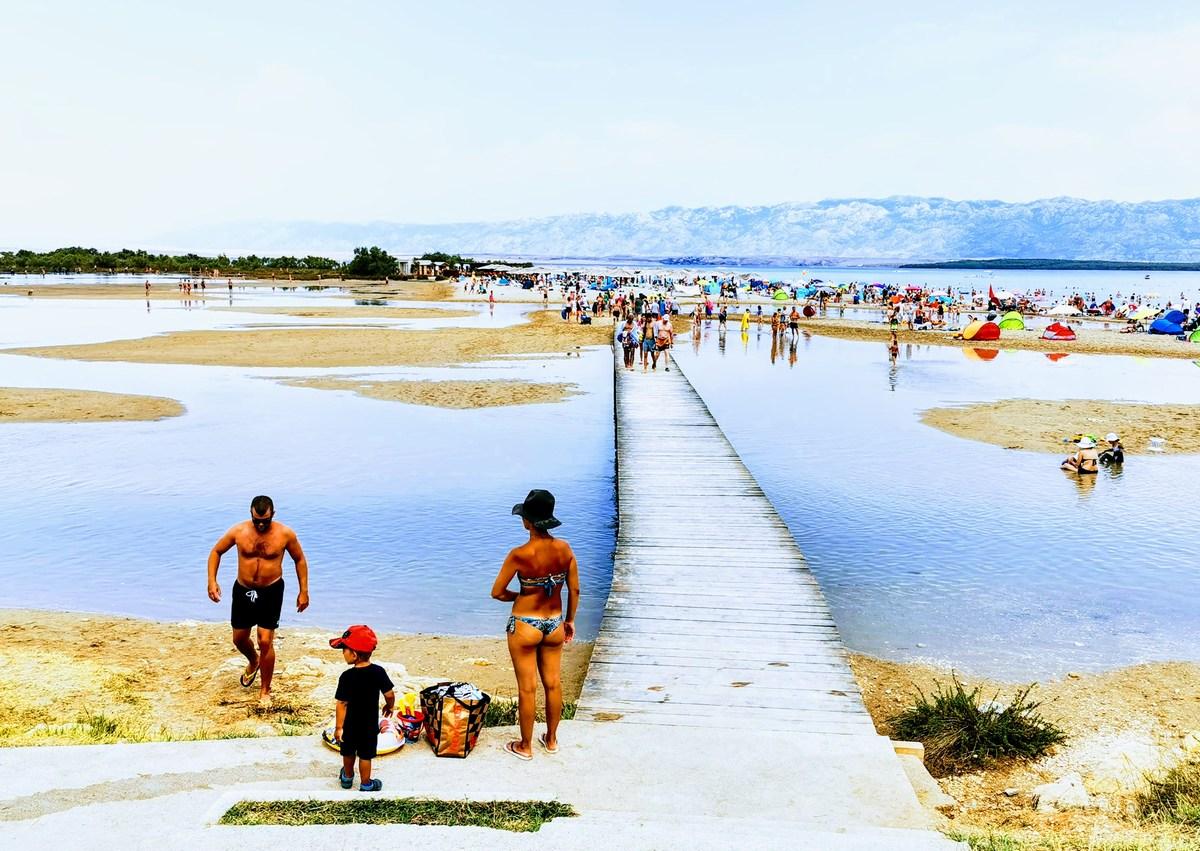 Kraljičina plaža, www.pag.si, 7
