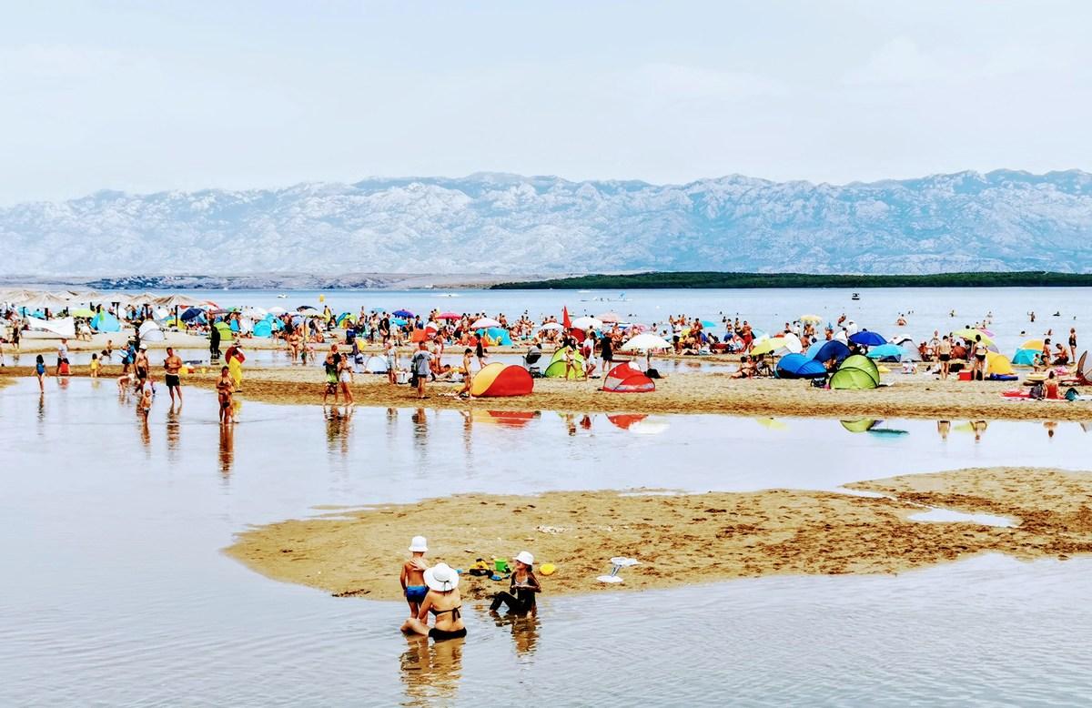Kraljičina plaža, www.pag.si, 9