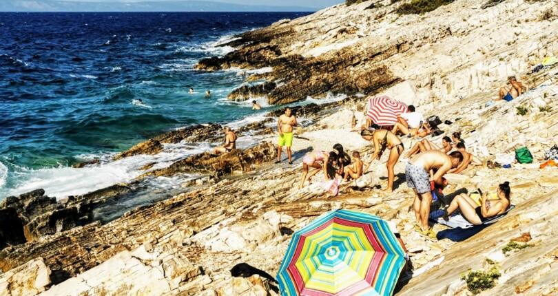 Vela Luka – plaže