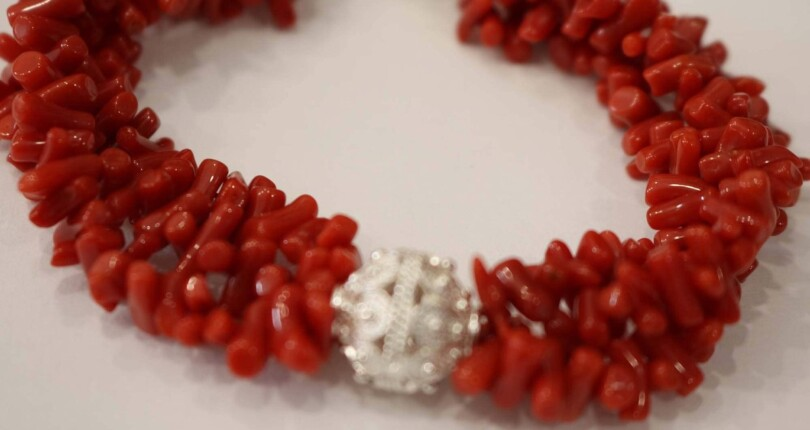 Rdeče korale imajo čarobno moč
